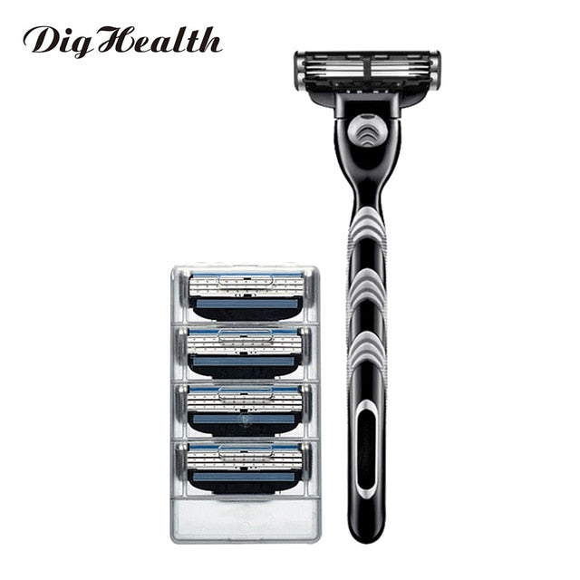 BlacShaving Razors With Replaceable Blades