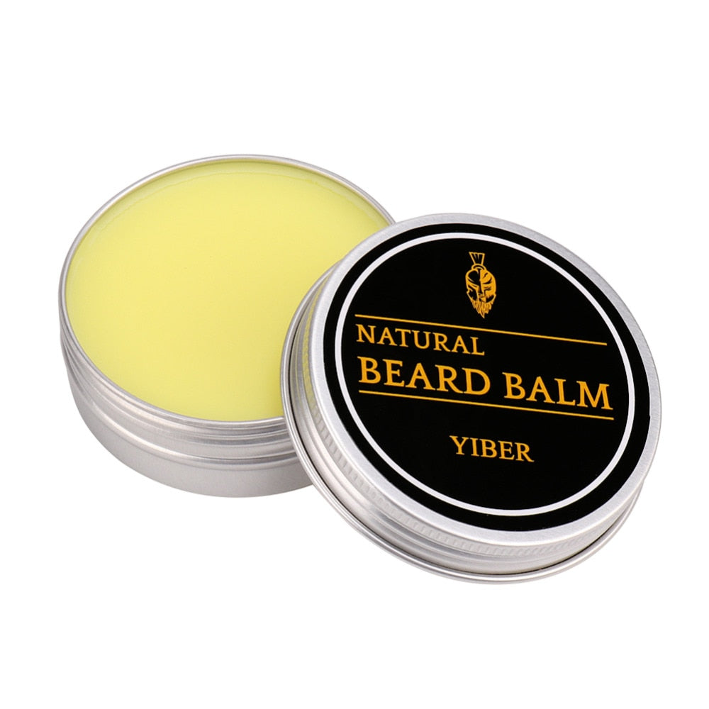 Men Beard Balm Beard Growth Gel