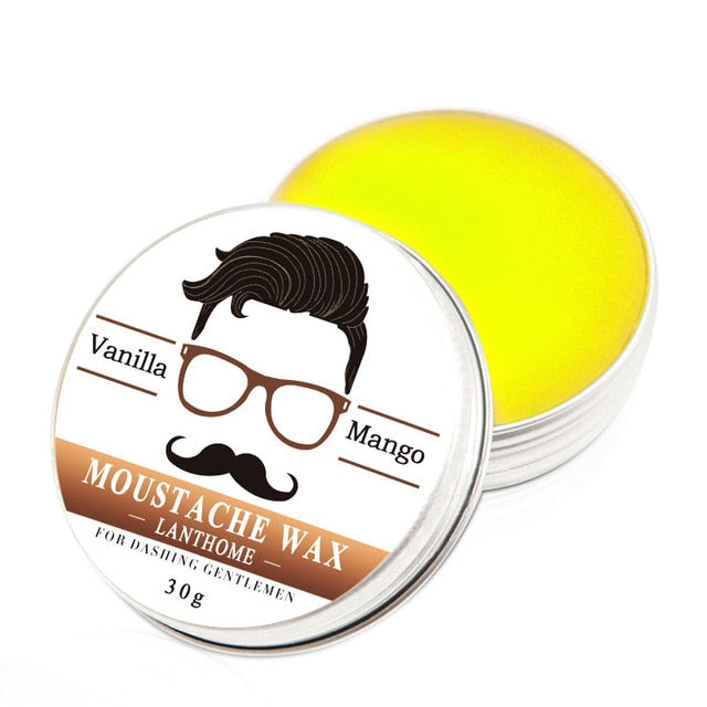 30g Lanthome 100% Natural Beard Balm