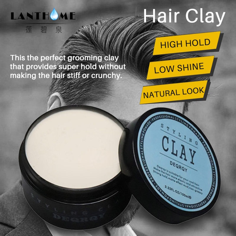 Hair Styling Clay