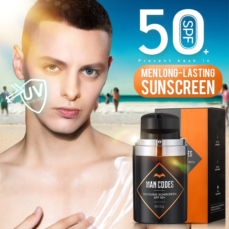 Facial Body Sunscreen Cream