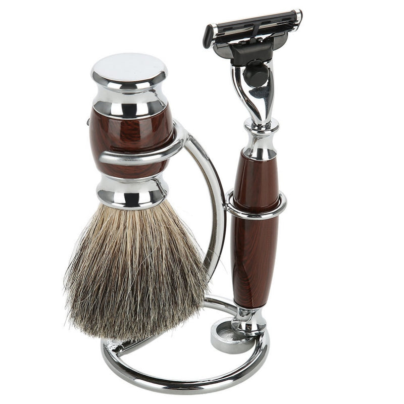 Men shaving tool holder