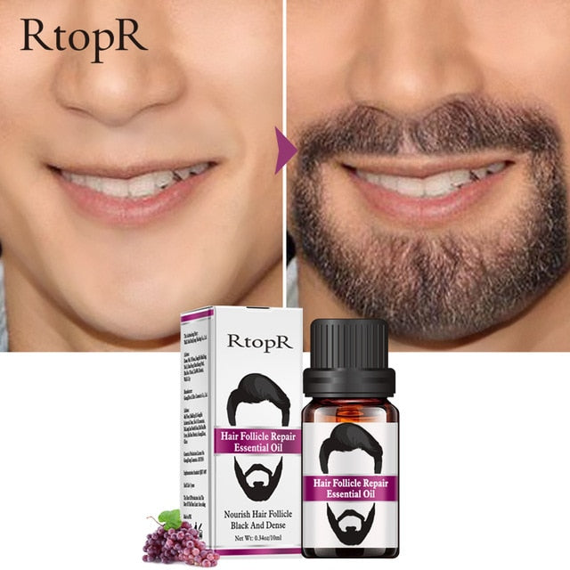 Men Moustache Essential Oil