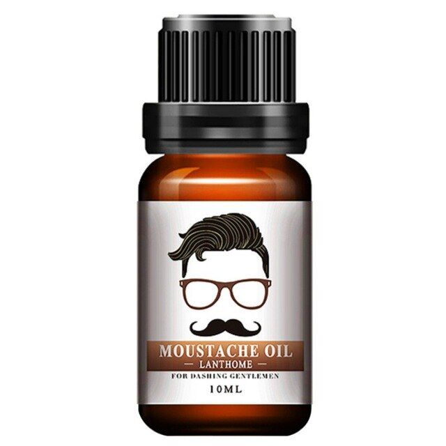 100% Natural Moisturizing Men Beard Oil