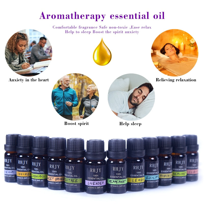 Aroma Essential Oil Water-soluble