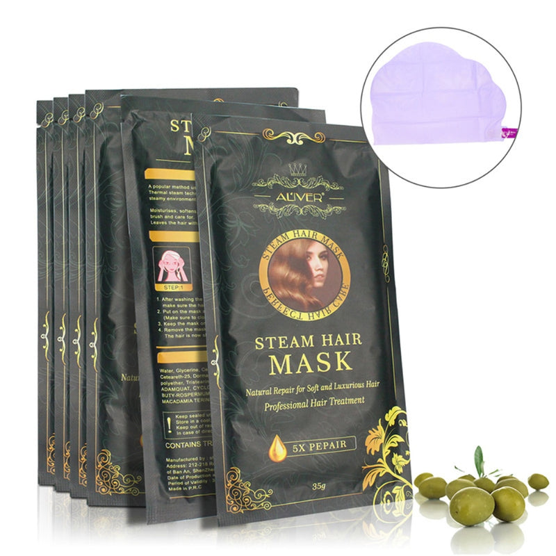 Hair Mask Automatic Heating Steam