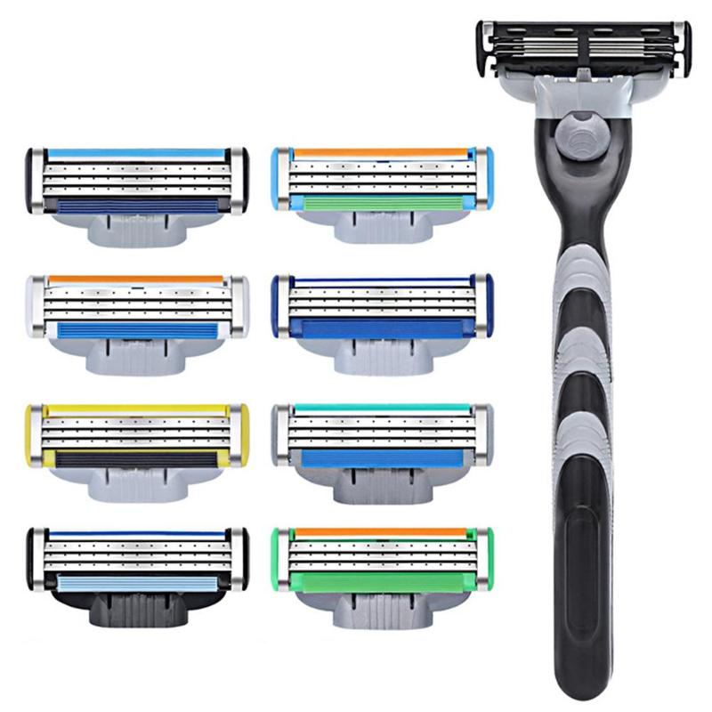 Men Plastic Antislip Razor