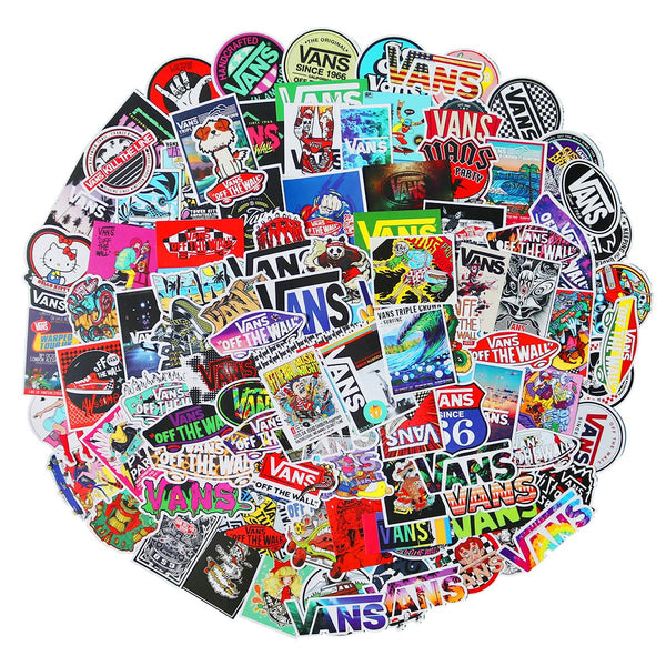 Dope OldSkool Stickers 100pcs