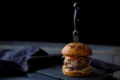 Whiskey BBQ Cheeseburger Recipe