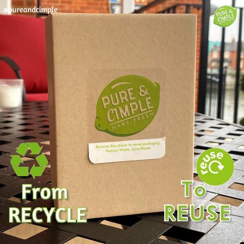 Recycling to Reusing