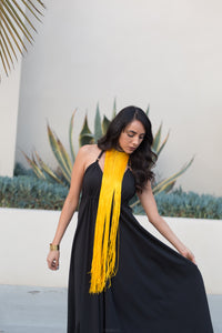 Muy Maxi Dress in Black