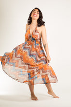 Load image into Gallery viewer, Muy Maxi Dress in Sunset