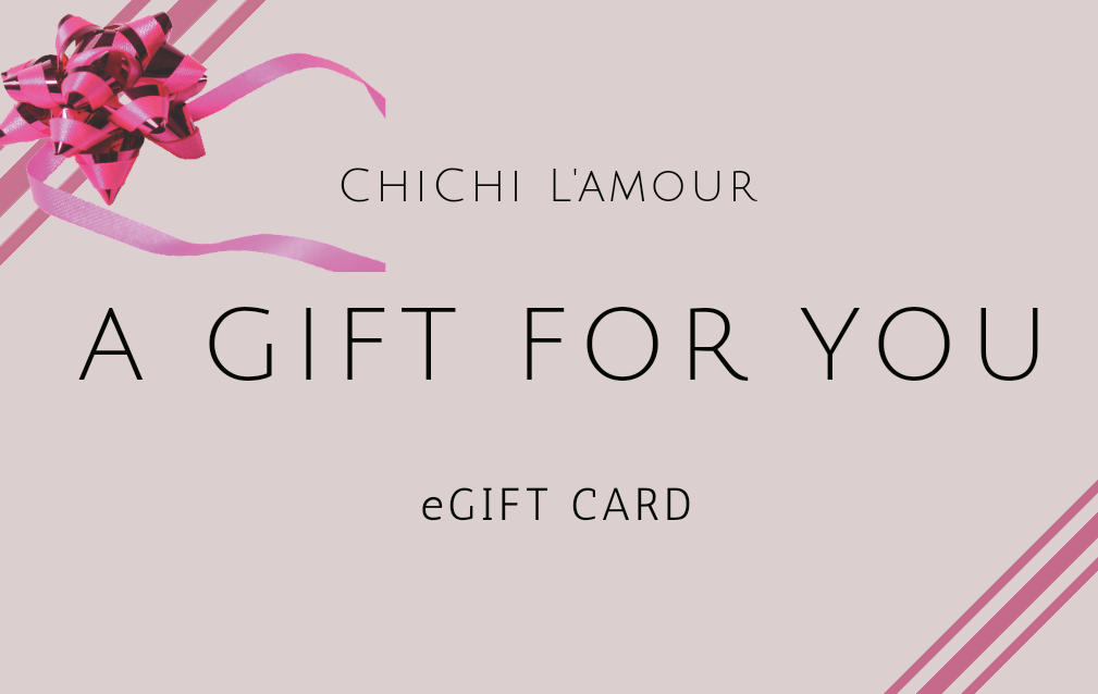 Gift Cards - CC L'amour