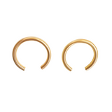 Jolie Open Hoop Earrings - CC L'amour