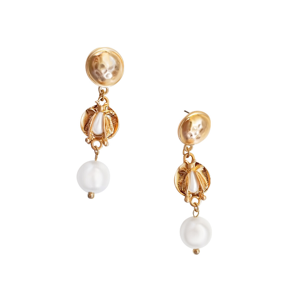 Charmante Drop Earrings - CC L'amour