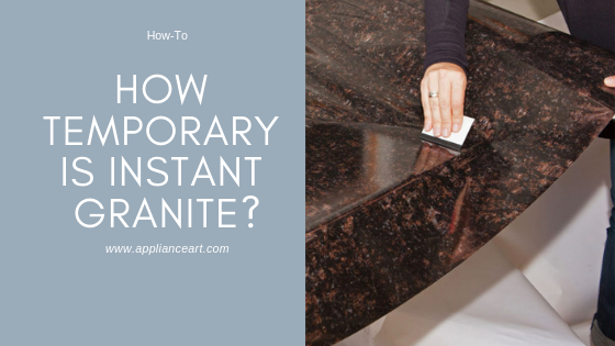 How Removable is Instant Granite?