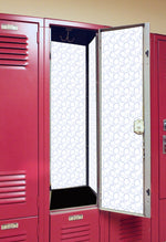 Bubbles - Back to School Deluxe Magnetic Locker Wallpaper