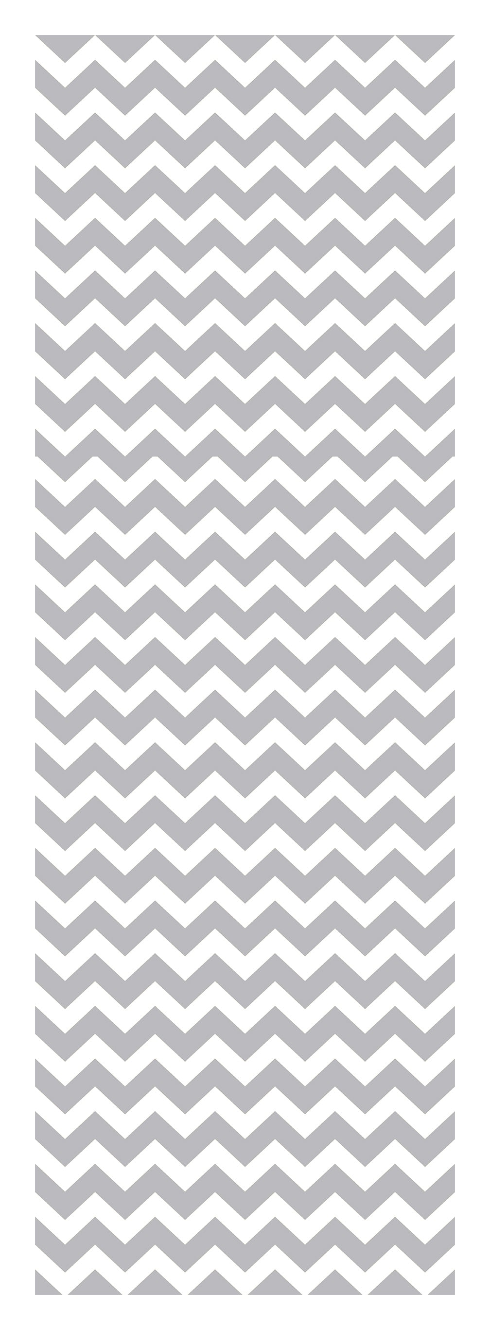 Back to School Deluxe Magnetic Locker Wallpaper in Chevron Pattern