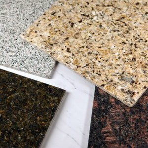 Instant Granite® in White Italian Marble