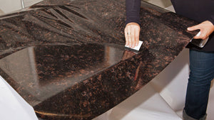 Instant Granite® in Chestnut