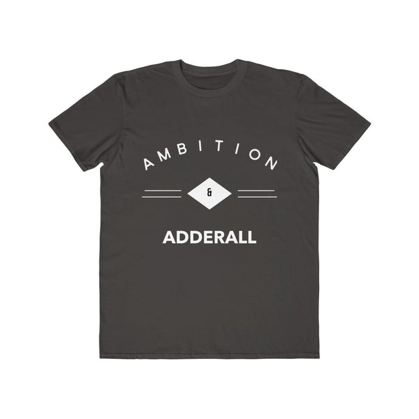 ambition & adderall (white text)
