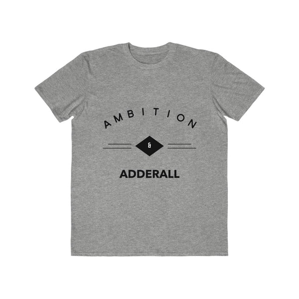 ambition & adderall (black text)