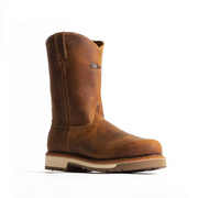 "10"" Wellington– Oil Tan Shipyard - Style #7704 - Silverado Boots"