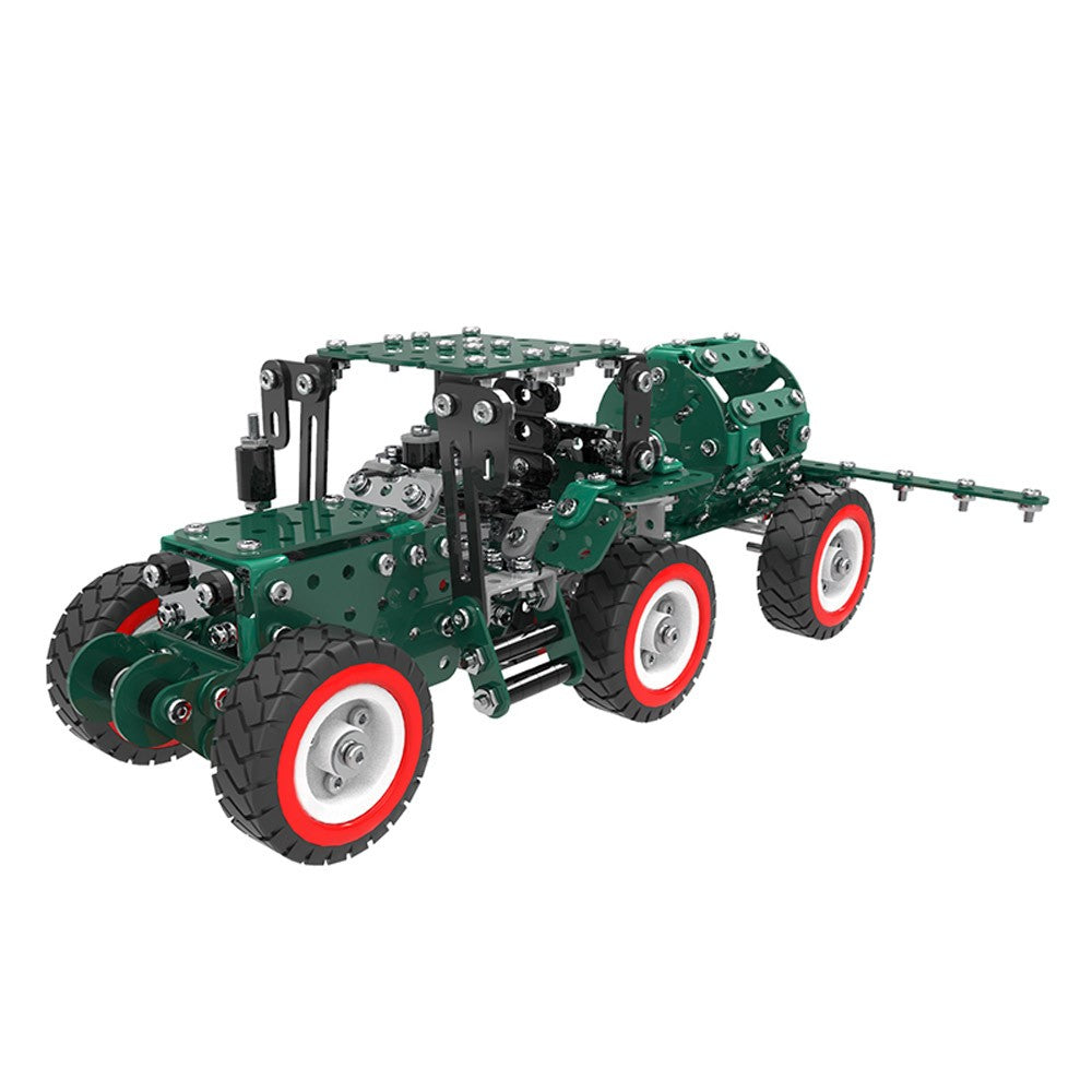 Metalblockz™  Farmer Vehicle (635Pcs)