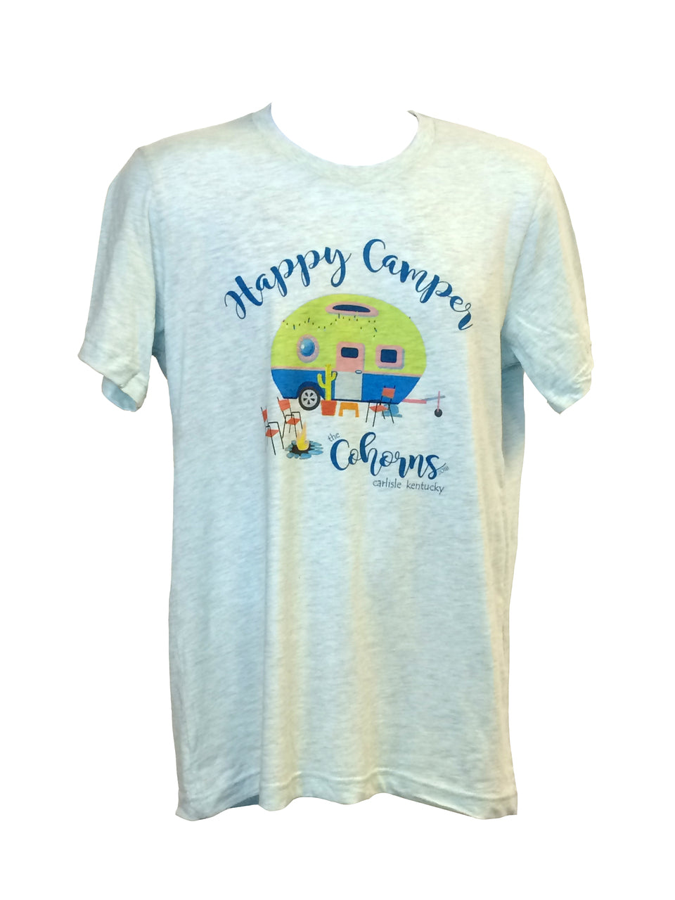 Happy Camper Personalized