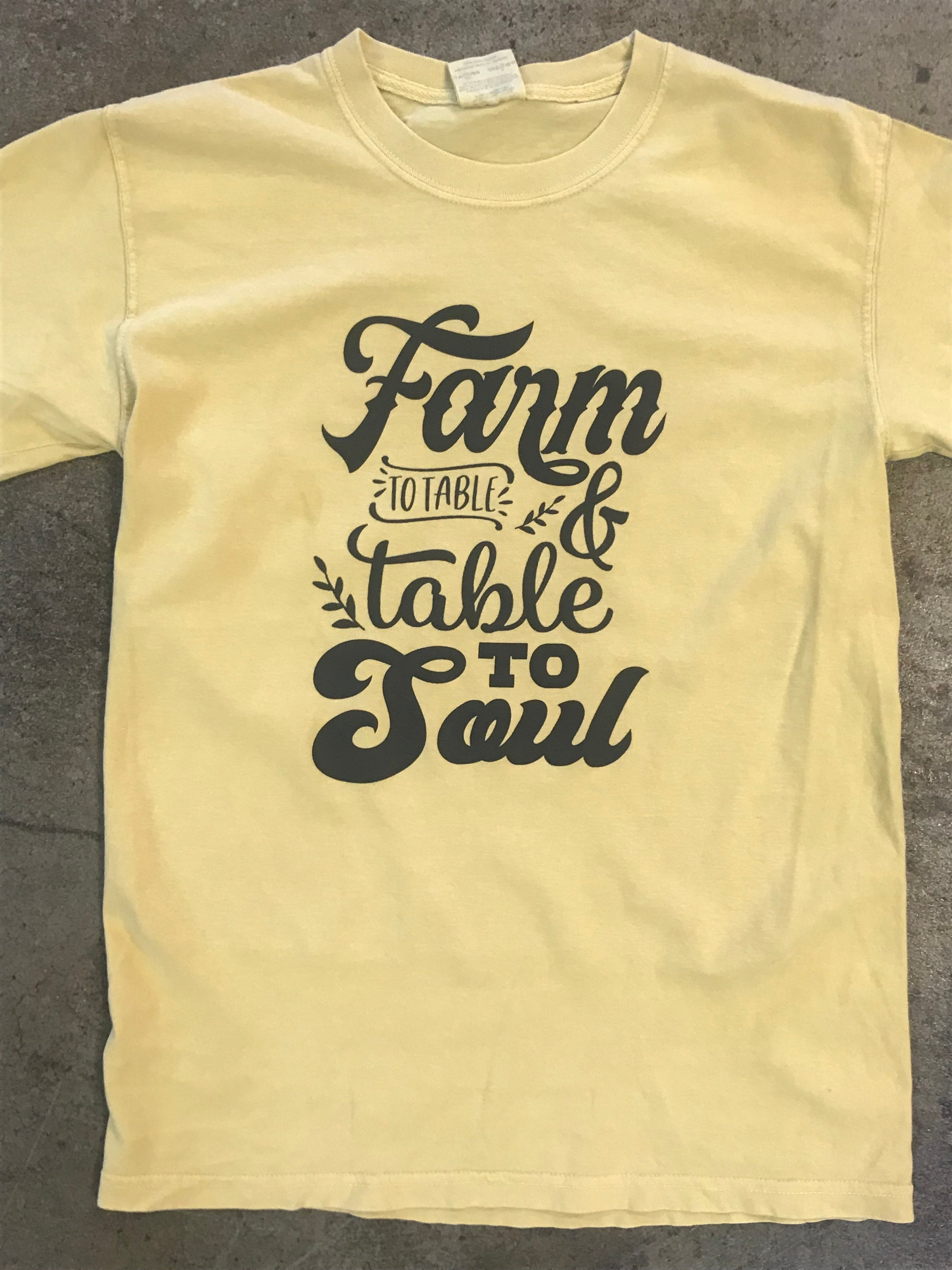 Farm to Table to Soul