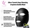 Tomato Resonance Graphene Bubble Mask - by Ellure Group