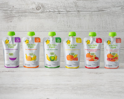 Organic Baby Food - By Little Etoile Organic Singapore