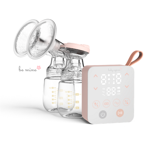 BE Mine Dual Breast Pump by Baby Express