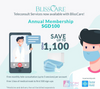 Annual Doctor Consultation Card (Just $100) - By BlissCare Medical Group