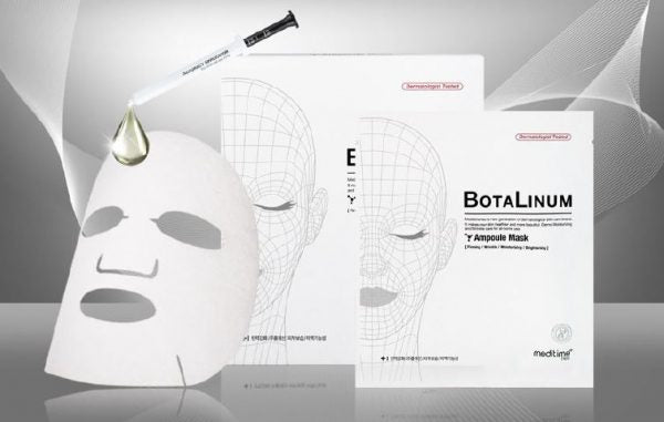 Botalinum Face Mask – Made in Korea