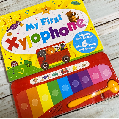 Interactive Board Books (Bundle of 2/3) for your kids! (Min. $30 for Free Delivery!)