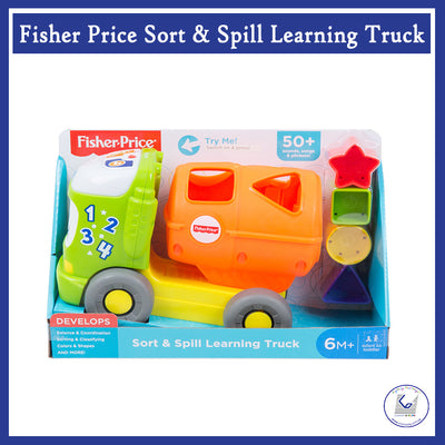 Blocks and Sorting Toys - By Fisher-Price®