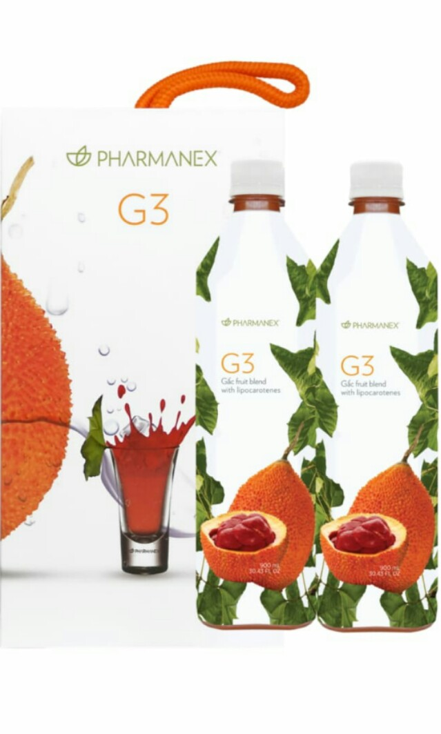 G3 juice for Mommies and Kids