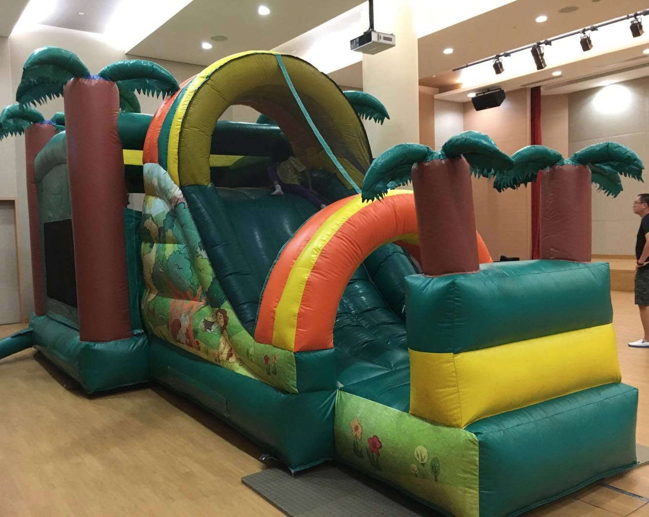 Bouncy Castle(s) Rental - 4 Hours