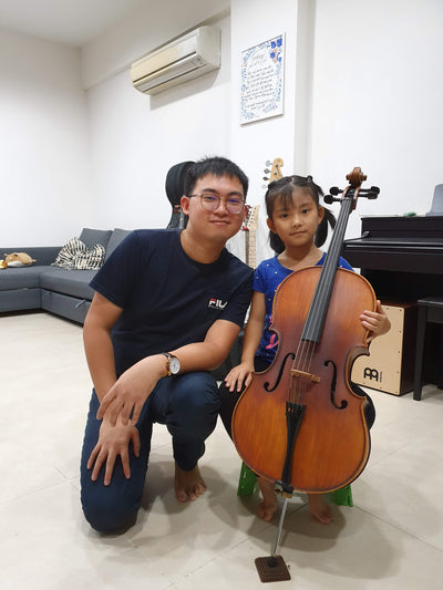 Buy an affordable Cello here! (save $100!)