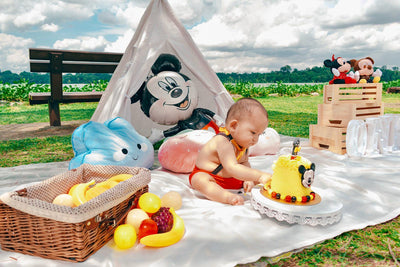Memorable Cake Smash Photography (Home/ Outdoor) -  90mins Session