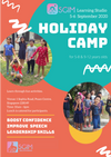 Sep 2020 Holiday Camp for kids (Exclusive SGIM Price! )