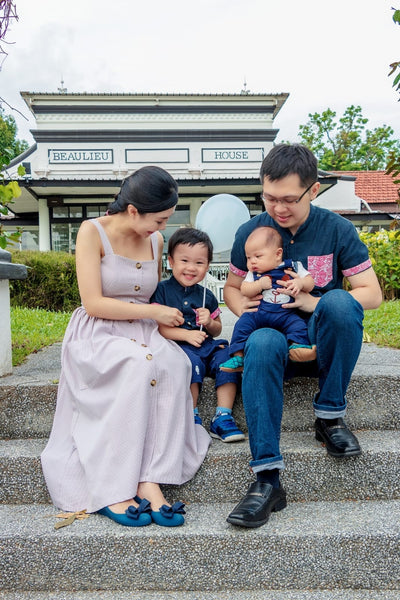 Family Photoshoot (Outdoor) - 90 Mins