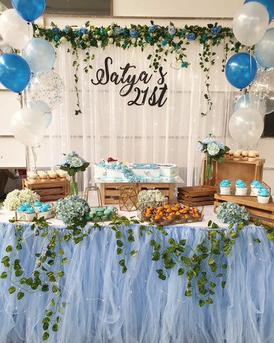 Dessert Table Standard Package