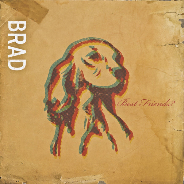 BRAD BEST FRIENDS? CD