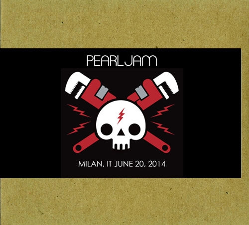 MILAN 6/20/2014 BOOTLEG DIGITAL DOWNLOAD - ALAC