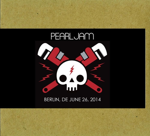 BERLIN 6/26/2014 BOOTLEG DIGITAL DOWNLOAD - ALAC