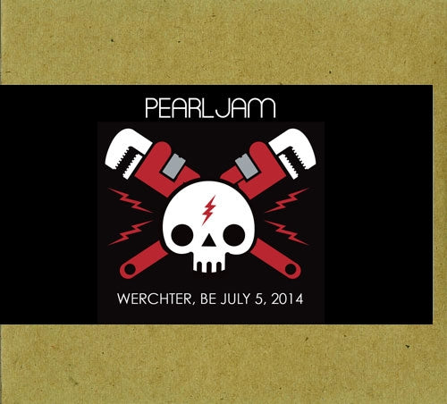 WERCHTER 7/5/2014 BOOTLEG DIGITAL DOWNLOAD - ALAC
