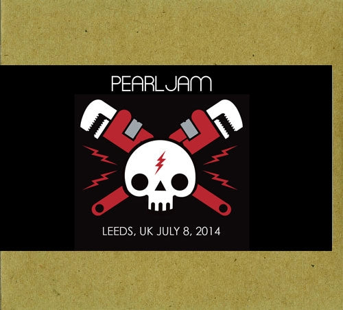 LEEDS 7/8/2014 BOOTLEG DIGITAL DOWNLOAD - ALAC