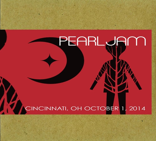 CINCINNATI 10/1/2014 BOOTLEG CD